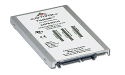 "A25FB - 2.5""   flash SSDs from Adtron with upto 56 GBytes"