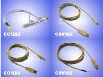USB Cables and Connectors from Comax Technology