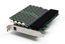 DDRdrive X1 PCIe SSD - click for company profile