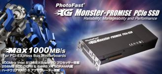 Gmonster image - click for this species of PCIe SSDs