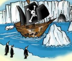 nothing surprised the penguins - click to read  the article - flash SSDs the iceberg syndrome