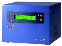 click for more info - NAS-168F rugged solid state NAS from IEI