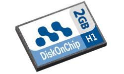 DiskOnChip family from M-Systems