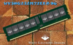 storage news - new high performance DDR2 SDRAM from WEDC