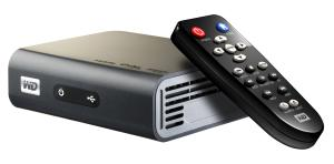 news image from  StorageSearch.com  click to see more info about  WD TV Live Plus HD media player