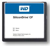 SiliconDrive CF