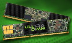 ultra low latency memory channel SSD