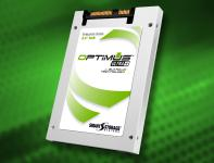 Optimus Ultra plus  is the  highest rated SAS SSD from SMART