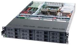 eRAID 300 - low cost 4TB of iSCSI RAID in 3U rack space