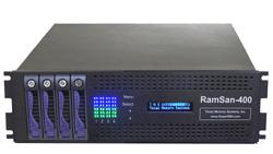 RamSan-320 from Texas Memory Systems