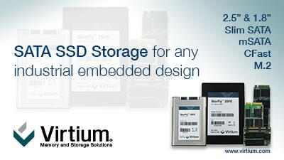 Virtium SSD - overview banner - click for more info